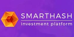SmartHash — обзор отзывы оригинальный проект smarthash.net (бонус 5%)