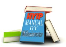 Hyip manual